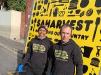 SA Harvest food donation