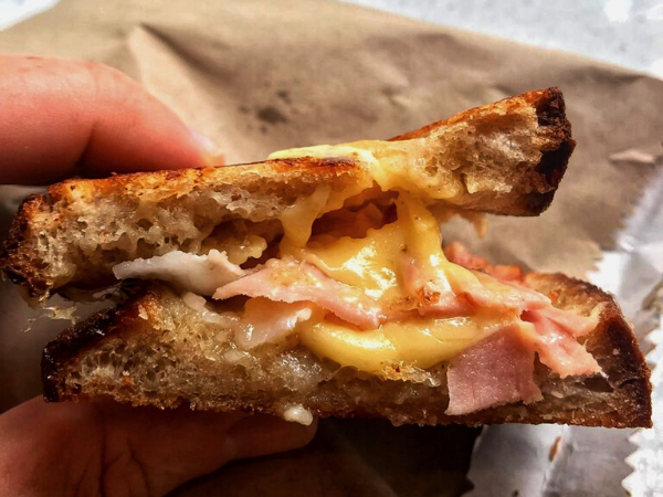 It's official: Sea Point's Arthur's Mini Super serves the best toasties in town
