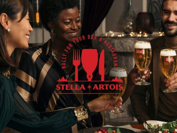 stella artois rally for your restaurant campaign