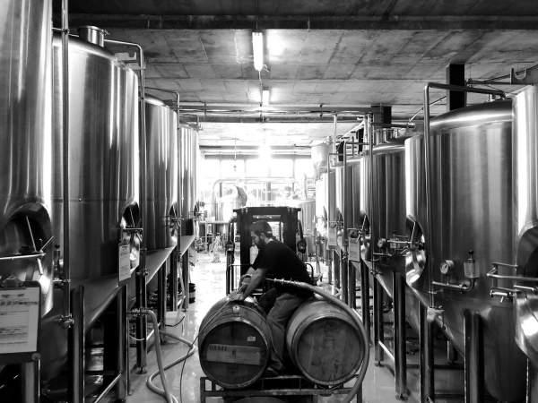 woodstock brewery interior