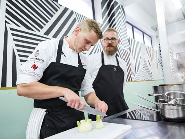 Partner content: Taking it to the next level in the S.Pellegrino Young Chef 2020