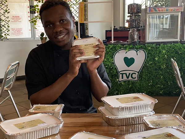 The Comeback Series: The Vegan Chef in Joburg