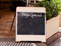 Restaurant specials to get excited about