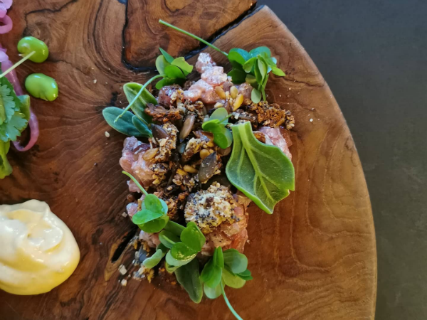 Oxalis Eatery pop up opens in Cape Town's Wale Street