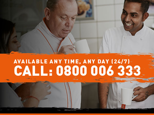 Fair Kitchens helpline