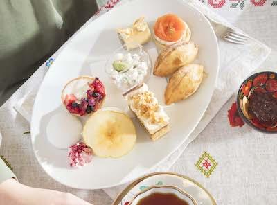 Russian Tea Ceremony at Hazendal