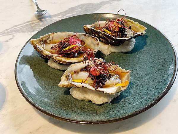 Sejour oysters