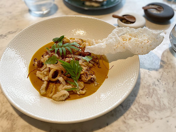 Freddie Dias' Séjour restaurant now open in Jozi