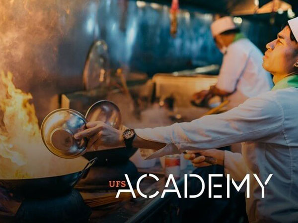 Partner content: Meet all your chefs' training needs with the UFS Academy app