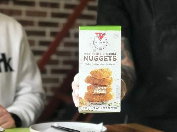 WATCH: The Kind Kitchen, Fry's edition – plant-based dining inspiration for 2021