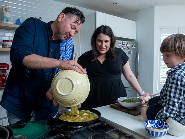 Stay-at-home chef: How a pandemic inspired change for Bertus Basson