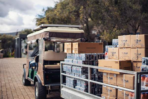 Durbanville Hills food relief project