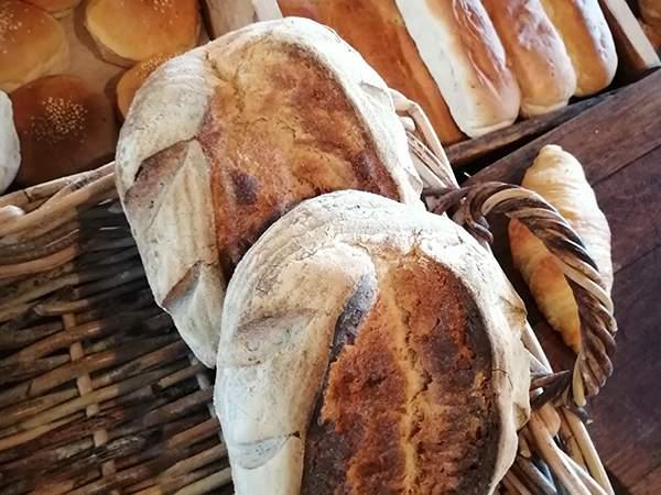 Village Bakery bread