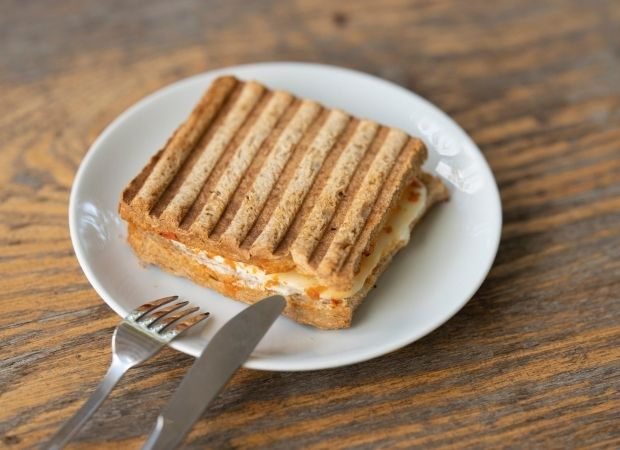 Celebrate Grilled Cheese Day with a cheesy toastie