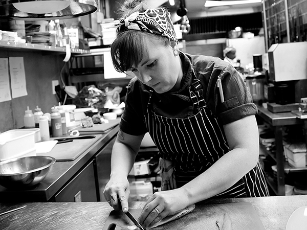 Want to enter the restaurant industry? Tjing's Tjing's head chef Christi Semczyszyn shares her advice