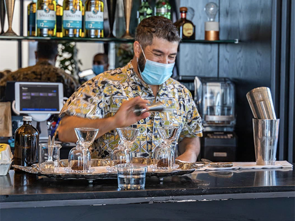 "World Class SA winner bartender Brent Perremore: ""Gin will take a dip"" and other industry tips"