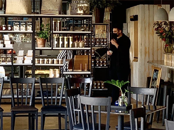 Dale from Black Angus opens a new bistro in Tyger Waterfront