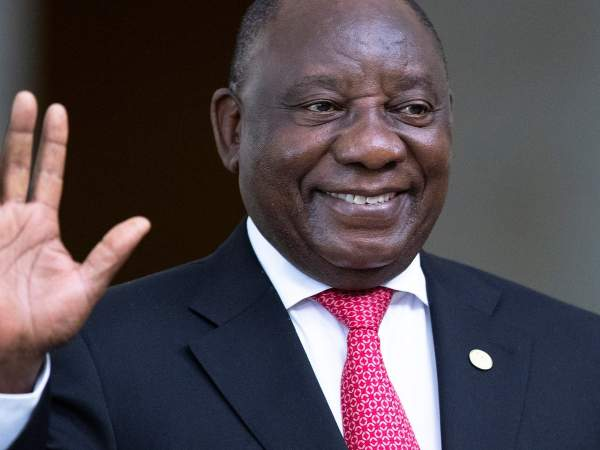 Come dine with me: President Cyril Ramaphosa spotted at top Cape Town restaurant