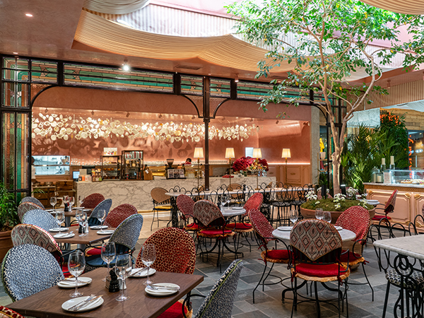 Tashas in Hyde Park rebrands with a new name and dining experience