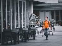 empty restaurants