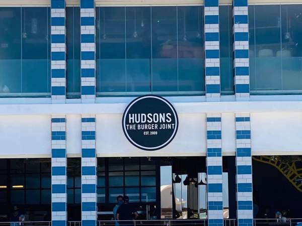 Hudsons – The Burger Joint (Muizenberg)