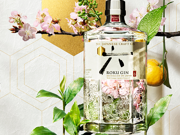 Partner content: Roku Japanese Craft Gin offers the perfect serve for spring