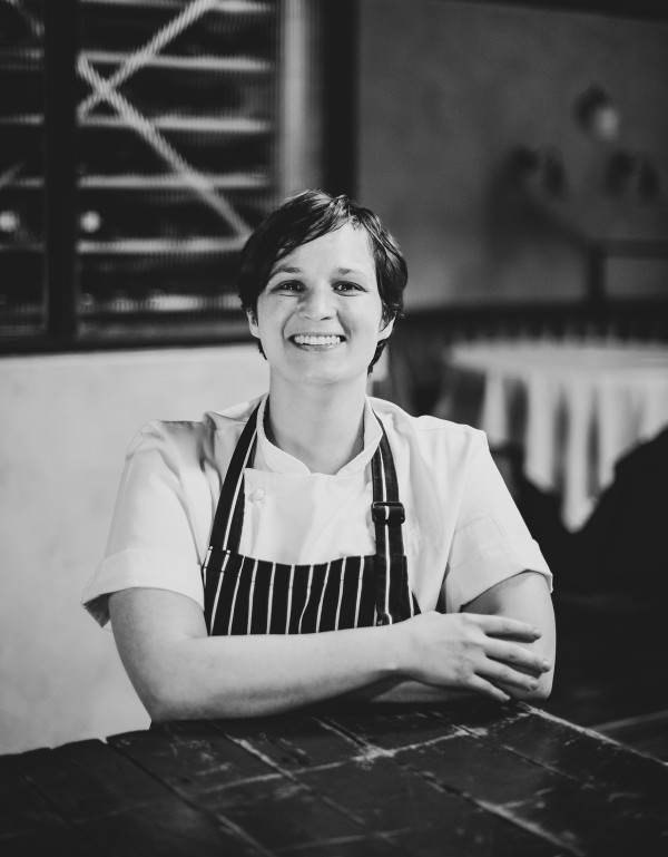 Head Chef at The Shortmarket Club JHB, Taryn Smith