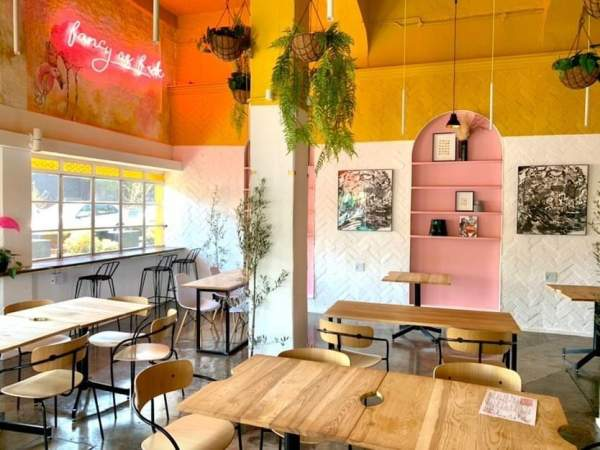 The Peeping Tom: A sassy new addition to Joburg's Parkwood Corner