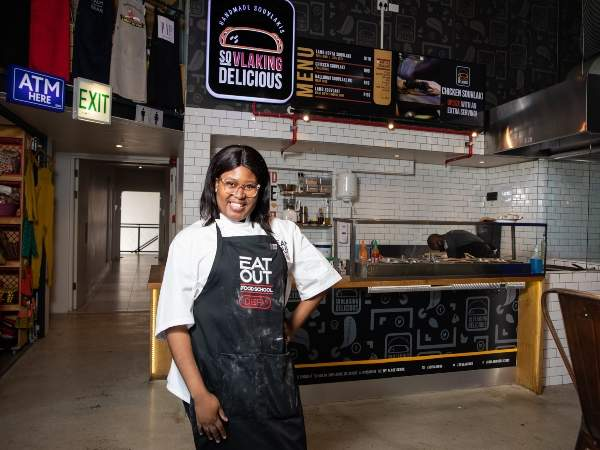Watch: Lindokuhle Lunguza's journey with the Eat Out Food School