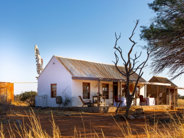 Conservation, cooking and creativity at Tswalu's Klein JAN