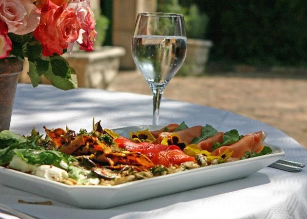 Food at Casalinga Ristorante. Photo courtesy of the restaurant.